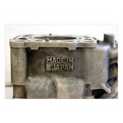 Made in Japan - 1986 Yamaha TZ250S Cylinder Head