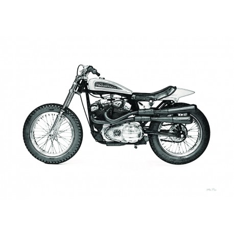 Harley Davidson XR-750