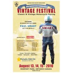 Paul Smart Poster