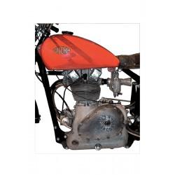 1947 Gilera Saturno Engine