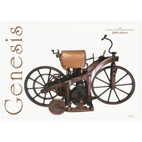 Gottlieb Daimler Motorcycle